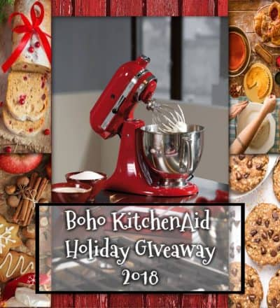 KitchenAid Giveaway 2018