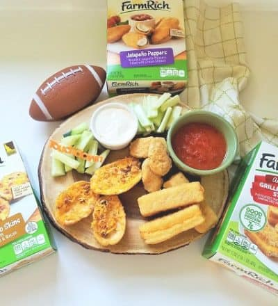 Easy Football Snacks