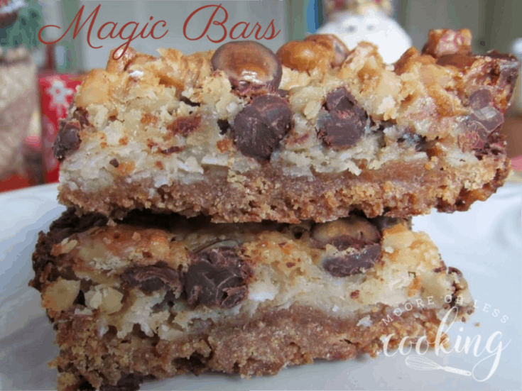 Magic Bars and Video