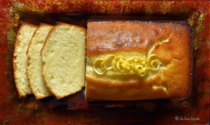 Lemon Loaf: The Best Recipe Ever!!!