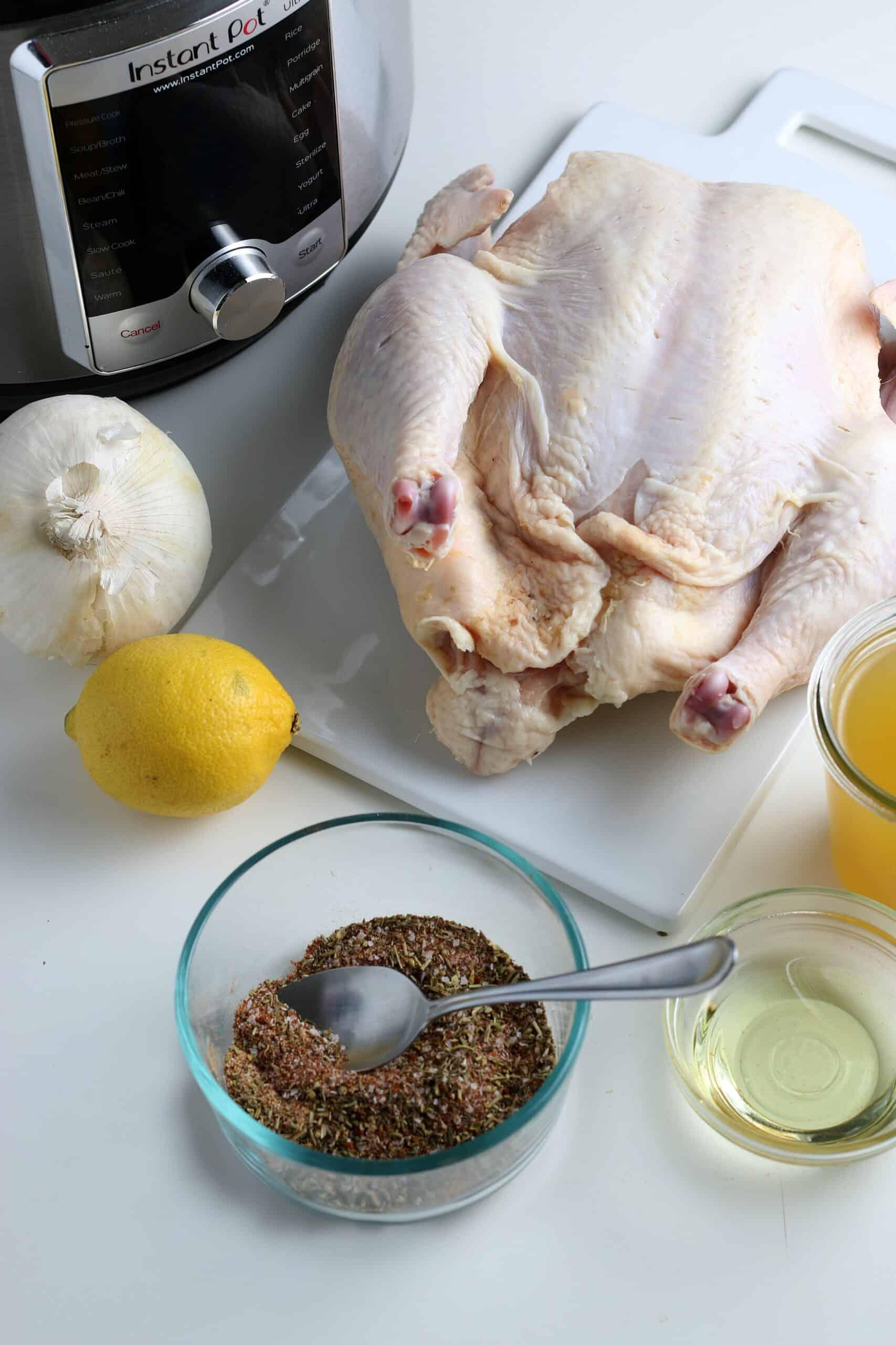 IP Whole Chicken