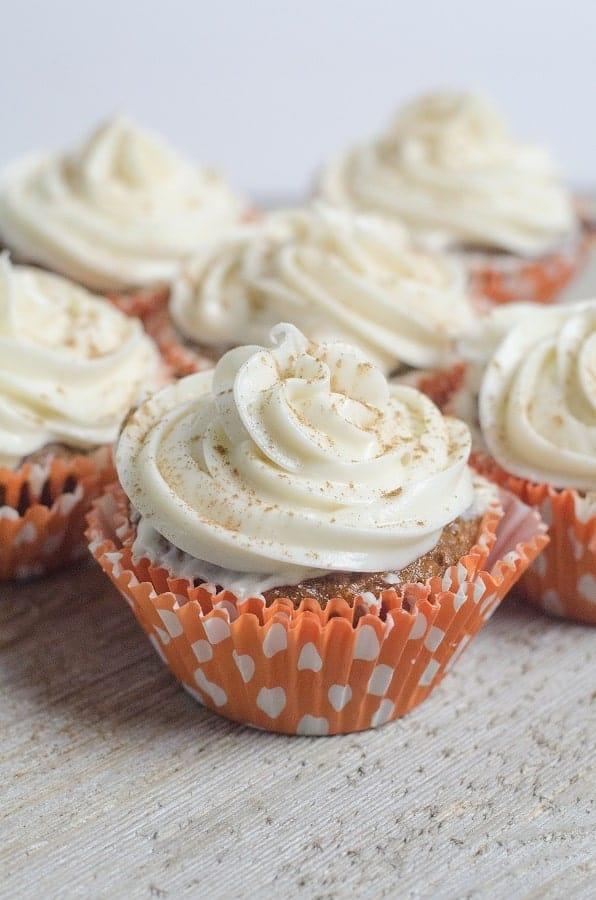 Best Carrot Cake Cupcakes Recipe