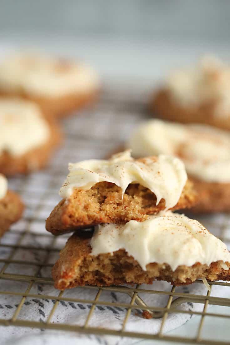 Best Carrot Cake Cookies