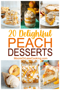 20 delightful peach desserts - text2