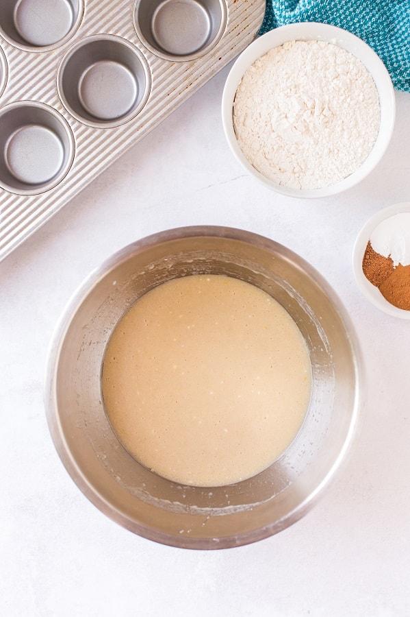 Cinnamon muffins-5