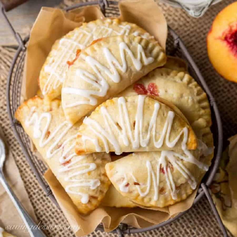 Peach-Hand-Pies