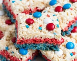 red-white-and-blue-rice-krispie-treats