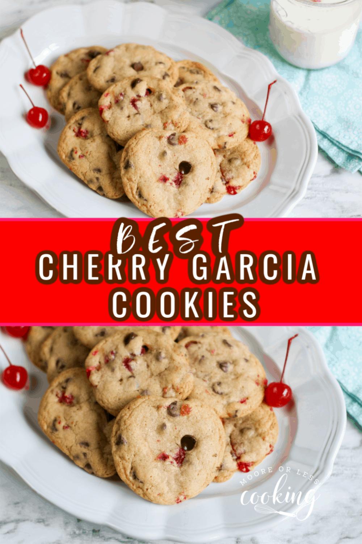 Best Cherry Garcia Cookies