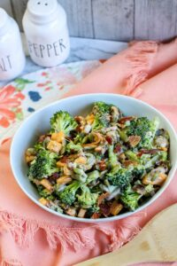Broccoli Bacon Salad-1