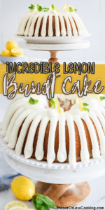 Incredible Lemon Bundt Cake
