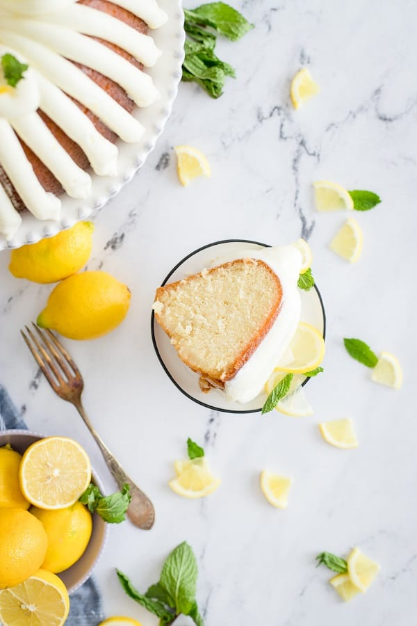 Lemon Bundt-30