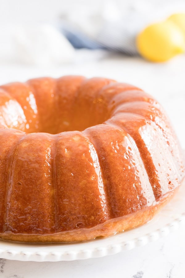 Lemon Bundt-6