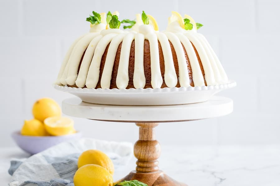 Lemon Bundt-9