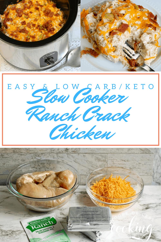 Slow Cooker Ranch Crack Chicken (1)