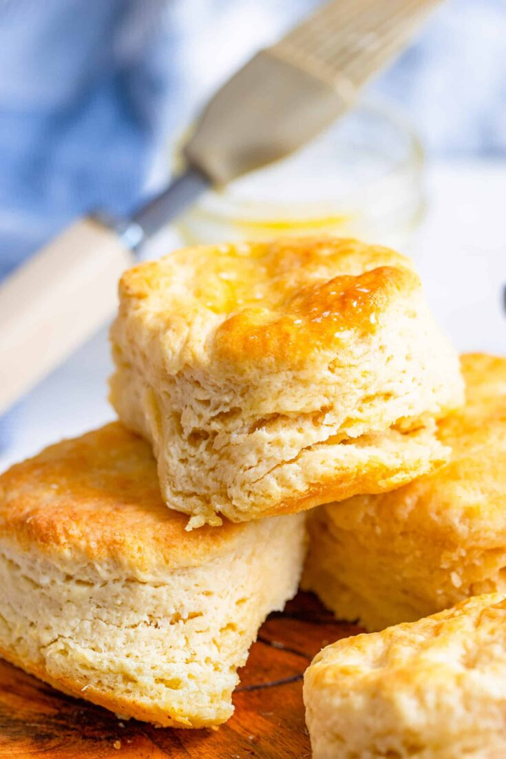 Best Buttermilk Biscuits Video Moore Or Less Cooking