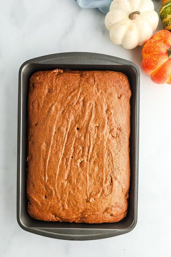 Pumpkin Cake-11