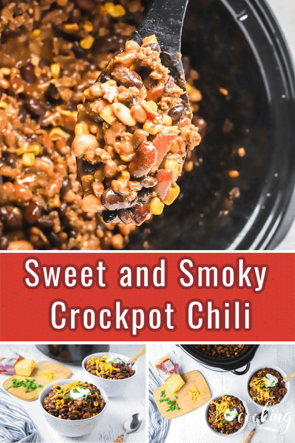 Sweet and Smoky Crockpot Chili (2)