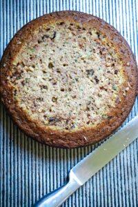 Zucchini Cake Process-17