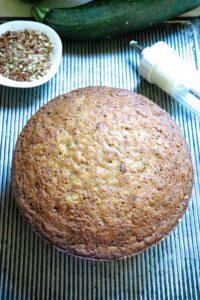 Zucchini Cake Process-19