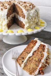 Zucchini Cake Set 2-15