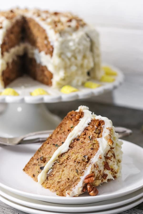 Zucchini Cake Set 2-18