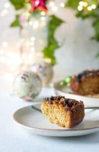 Christmas Upside Down Cake