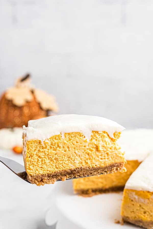 Copycat Cheesecake Factory Pumpkin Cheesecake Moore Or Less Cooking