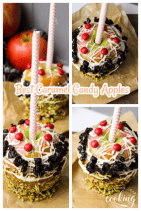 Best Caramel Candy Apples