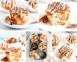 Jumbo Snickerdoodle Crumble Muffins
