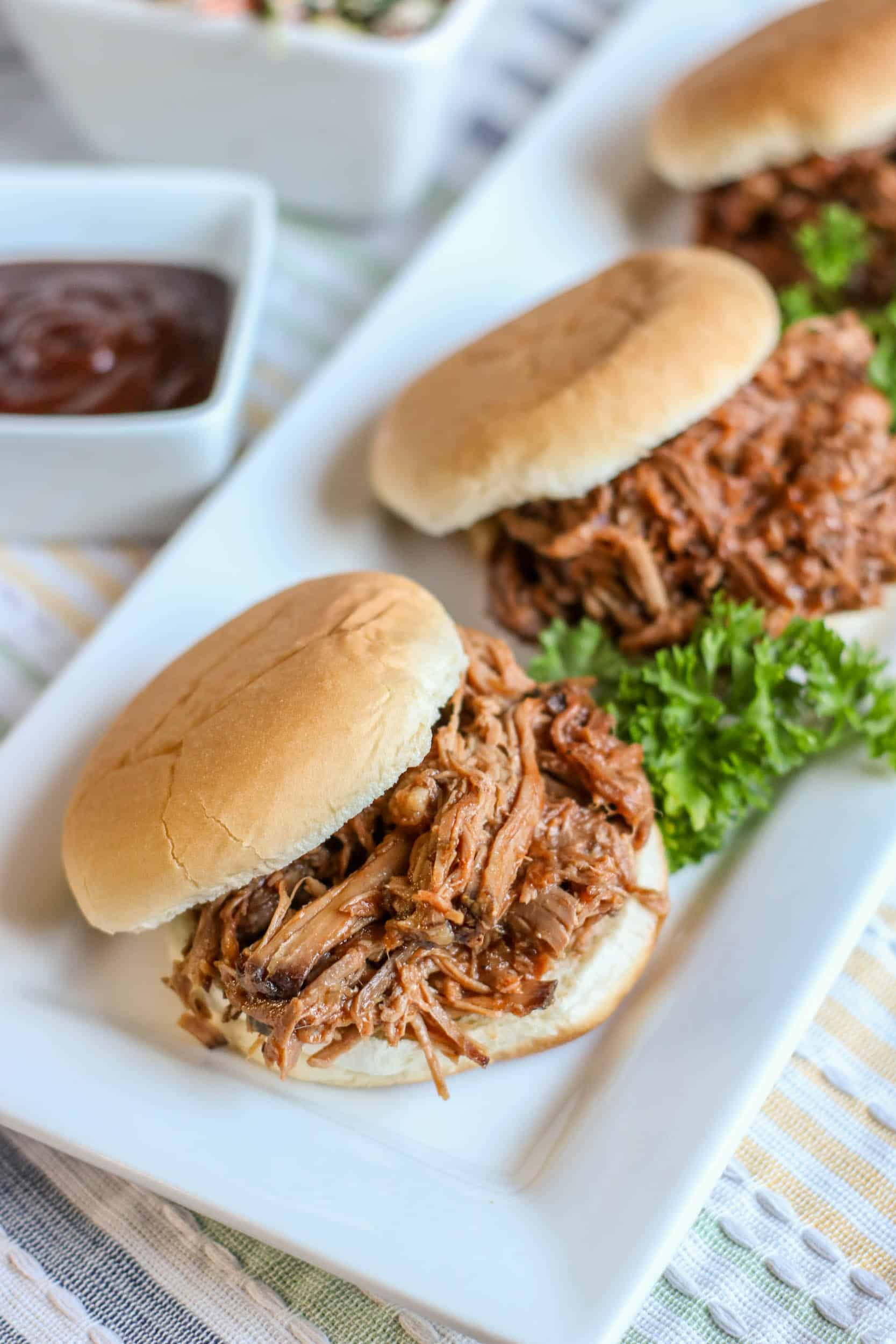 Slow Cooker Barbecue Beef Sample 4-2