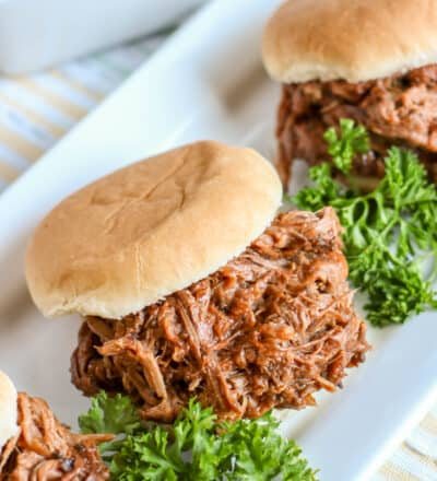 Slow Cooker Barbecue Beef Sample 4-7
