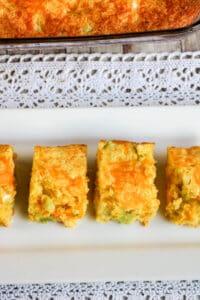 Broccoli Cheddar Cornbread-4