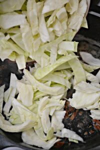 Italian Beef and Cabbage Casserole
