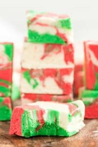 Microwave-Christmas-Fudge