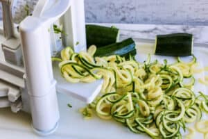 zoodles spiralizer