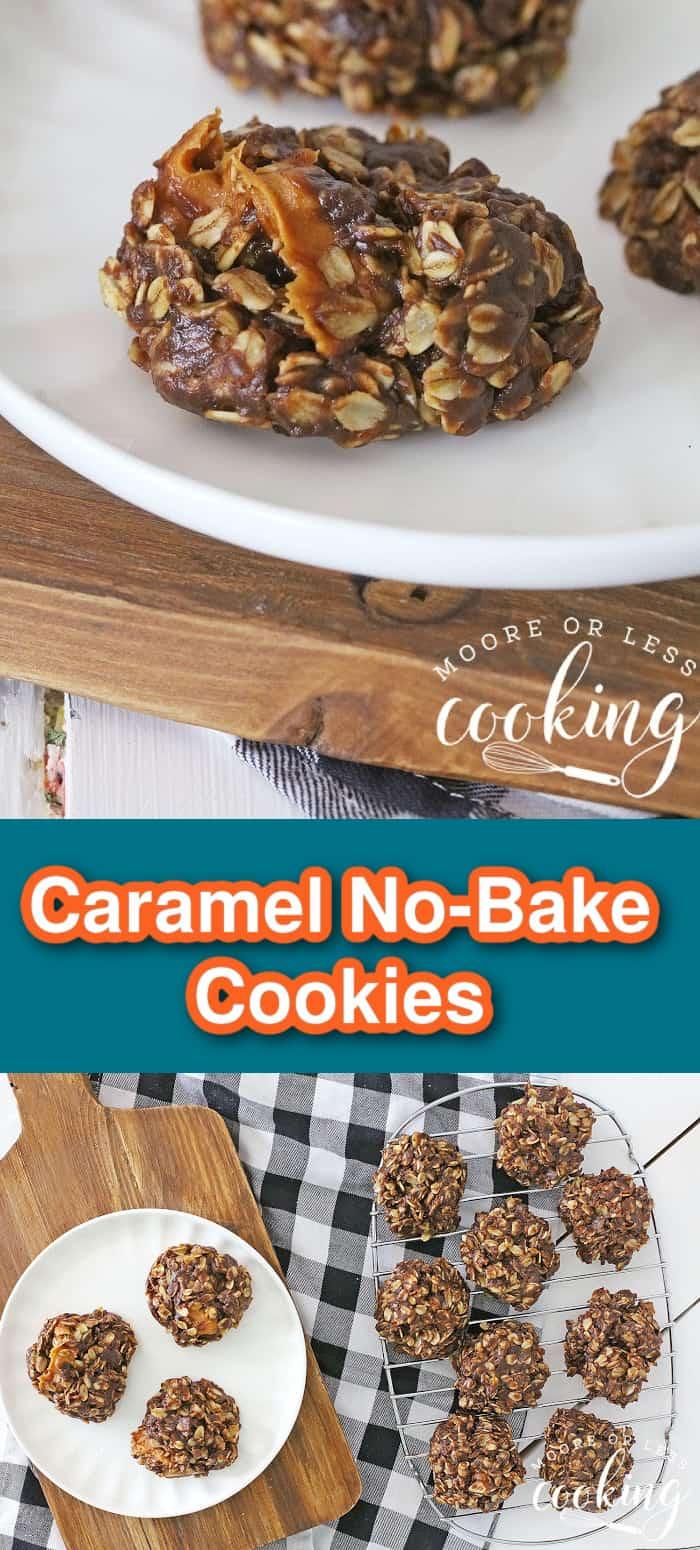 pin caramel no bakes