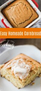 pin number one cornbread