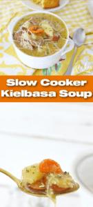 pin slow cooker kielbasa soup
