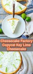 pin keylime cheesecake